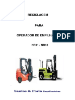 Reciclagem Santos e Porto Atual