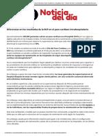 Atrial Infarction, Inferior Myocardial Infarction Atrial Arrhythmia a Forgotten Triad - Noticia Del Día _ Cardiolatina - Comunidad Iberoamericana de Cardiología