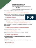 Ultimo 28 Nov-2019 -Cuestionario Historia Militar Nivel II