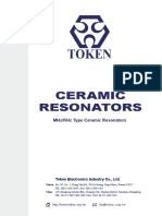 Ceramic Resonator