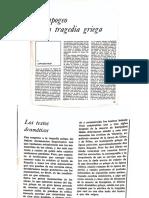Capitulo de la Literatura Universal - Tragedia griega