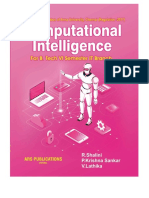 Computational Intelligence for R-2017 by Shalini R., Krishna Sankar P., Lathika V.