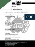 Proposta Comercial - Identidade Digital - Hamburgueria