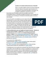 Localización de Venezuela en El Contexto Latinoamericano y Mundial