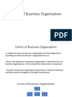 Business  Organization BBA 2nd unit