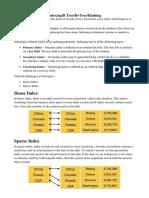 Unit 3_DBMS(Indexing, Hashing,B+-Tree)