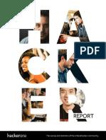 The 2019 Hacker Report