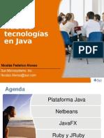 [3JSL] Nuevas Tecnologias en Java