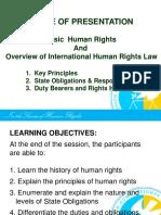 Basic Rights IHRL .Presentation2
