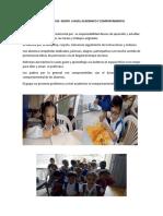 DIAGNOSTICO DE  GRUPO  A NIVEL ACADEMICO Y COMPORTAMENTAL.docx