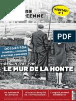 Revue d'Histoire Européenne - 01 - Extraits -