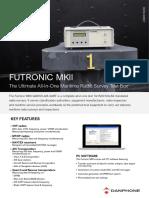 Futronic Mkll Data Sheet