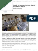 01FNDE Disponibiliza Novas Atas de Registro de Preços Para Aquisição de Materiais Escolares e Instrumentos Musicais - Portal Do FNDE