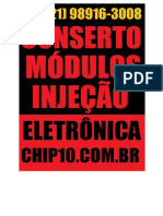 Conserto , Reparo e Manutencao de Modulos Injecao Eltronica , WHATSAPP (21) 98916-3008 R. Aurino de Sá Leitão, 784-844 - Pacheco São Gonçalo - RJ, 24743-780 -22.851908, -42.999552