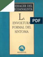 Manantial - La envoltura formal del sintoma.pdf