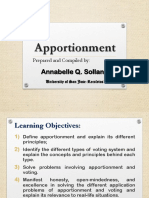 11. MMW - Apportionment and Voting Notes.pptx