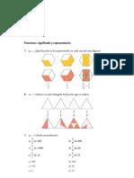 Matematicas Resueltos (Soluciones) Fracciones 1º ESO
