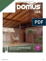 Revista DOMUS - Agosto _ Septiembre 2019 _ FlipHTML5.pdf