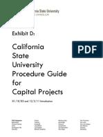 conceptual report  Procedure Guide