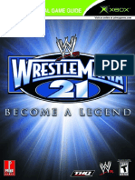 Debra Mcbride - WWE Wrestlemania 21 (Prima Official Game Guide)-Prima Games (2005)