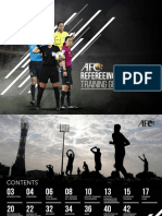 AFC Refereeing Fitness Training Guidelines_Final