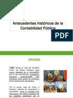 Historia Contaduría General de La Nación