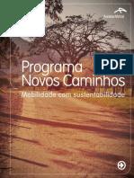 Livro Novos Caminhos 2016