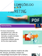 Aula 8 Novas Direções Do Marketing