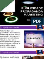Aula 13 Publicidade e Propaganda No Marketing