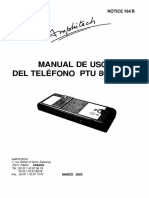 Manual de Uso Amphitech
