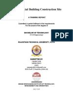 Civil-engineering Summer Training Report