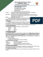 Informe de Conformidad 06