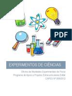 Apostila Experimentos Fisica - Ensino Basico