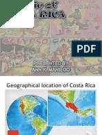 PPTCalypso Music of Costa Rica - Maniego
