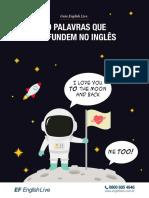 Br Guia Ef Englishlive 10 Palavras Que Confundem