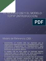 EL MODELO OSI Y EL MODELO TCP.ppt