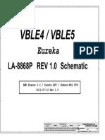 Samsung NP355E4C A04MX Compal La 8868p r1.0 Schematics