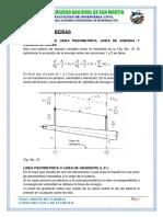 Informe Diseño de Tuberias