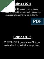 Salmos - 099