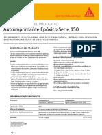 HOJA DE SEGURIDAD EPOXICO 150