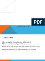 3.2 CLB Architecture