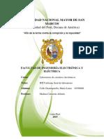 Jfet Informe Final de Labo