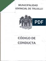 Código de Conducta Mpt 2019