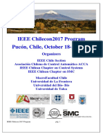 IEEE Chilecon2017 Program Booklet