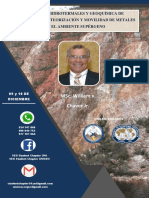 Brochure Geoquímica