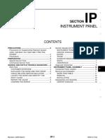 Manual IP Nissan X-Trail 2.2