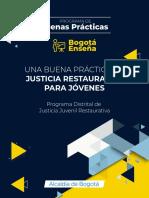 Cartilla Programa Distrital Justicia Juvenil Restaurativa
