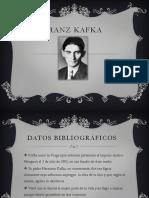 Exposición de Franz Kafka