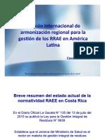 Costa Rica. reglamento Gire