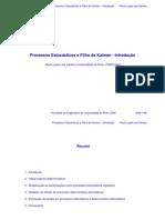 Introducao Aos Proc. Est. e Filtros de Kalman (Slides)